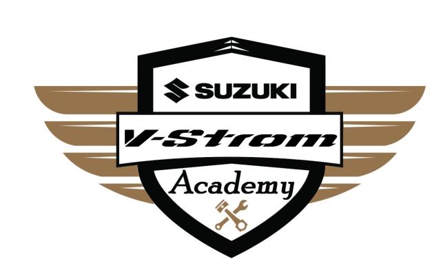 V-STROM ACADEMY: a s