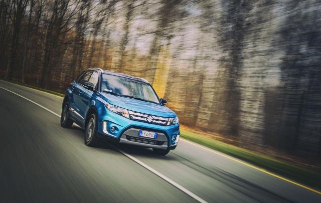 Suzuki è Auto Uffici