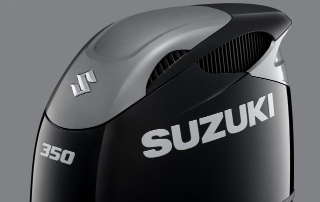 Suzuki DF350A: a Rev