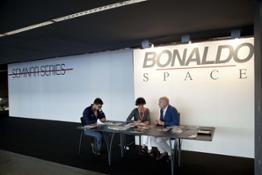 Bonaldo Space_Salone di Genova