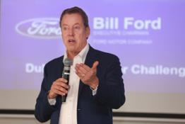 Bill Ford at Web Summit