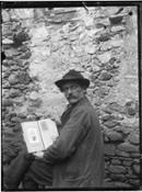 Autoritratto (1900-1932)-Archivio fotografico Fondazione Roberto Donetta-Corzoneso