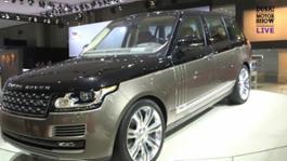 Bruce Robertson - Jaguar Land Rover - Dubai Motor Show