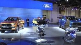 Jim Benintende - Ford - Dubai Motor Show