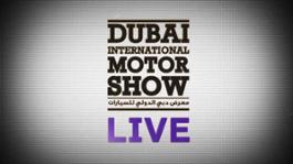 Thomas Milz - Volkswagen - Dubai Motor Show