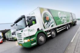 Logistics_Carlsberg_truck_Denmark