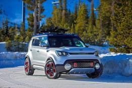 2015 Kia Trail'ster Concept