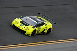 #11 O'Gara Motorsport - Townsend Bell, Bill Sweedler, Richard Antinucci, Edoardo Piscopo