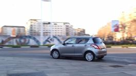 Suzuki SWIFT Dinamiche