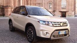Suzuki Vitara Statiche Esterne