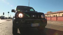 SUZUKI JIMNY Camera Car