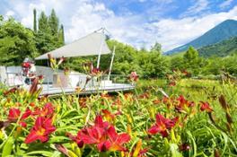Giardini di Sissi Laaghetto Ninfee 2