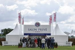 Salon Prive 2015 - entrance - Max Earey