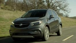 2017 Buick Encore Running Footage