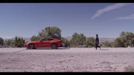 GV Michelle Rodriguez Driving F-TYPE SVR 200mph1