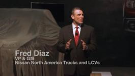 Nissan TITAN Day 2 Press Conference at the 2016 NYIAS