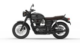 Bonneville T120 Black - Product Master Shots