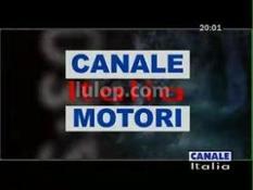Canale Italia Motori  11.12.07