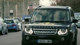 UK Invictus Team train with Land Rover BAR Web Video
