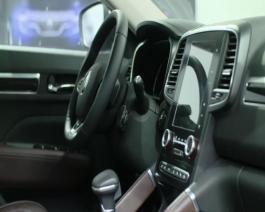 2016 - New Renault KOLEOS - Interior design genesis press B-Roll