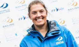 Belgian Olympic medallist Evi Van Acker