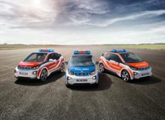 The BMW i3 as vehicle for emergency physicians