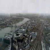 Nicolo Quirico-london_vie_d'acqua_e_di_ferro_130x130cm