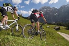 Posta Zirm Hotel_Bike 2