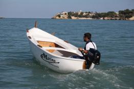 Fishing Boat + DF6A