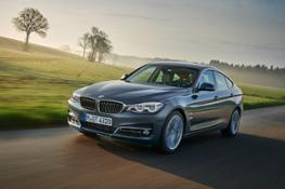 BMW 3 Series Gran Turismo, Luxury model