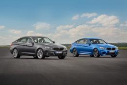 BMW 3 Series Gran Turismo, Luxury model and M Sport model