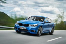 BMW 3 Series Gran Turismo, M Sport model