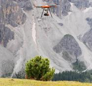 Drone in volo©soleon