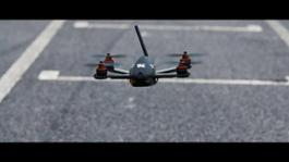 Nissan creates GT-R Drone  0-100 km h in just 1.3 seconds