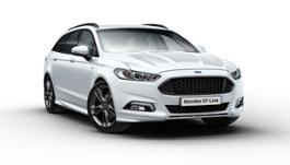 New Ford Mondeo ST-Line debuts on Ford 2016 Goodwood Festival of Speed stand