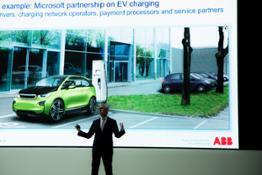 ABB APW Mex EV charging