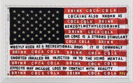 06 Cocaine USA flag