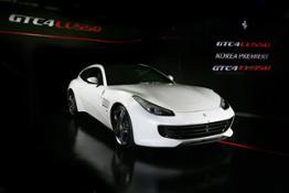 160459-car Ferrari-GTC4Lusso-Korea-Premiere