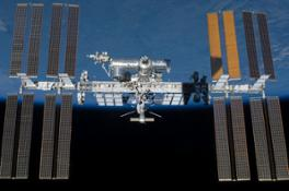 final configuration of iss