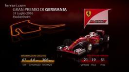 Gran Premio di Germania - Sebastian Vettel ITA