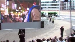 Opening - Daimler eTrucks Campus 2016