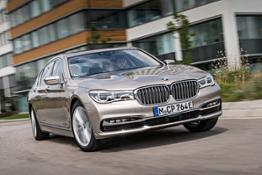 BMW 740Le xDrive iPerformance OnLocation