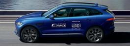 Jaguar F Pace Official Car a Capalbio Libri