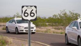 Ford-Fusion-Hybrid-Autonomous-Research-Vehicle-Testing-Broll
