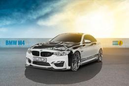 BMW M4 3490x2327px