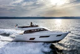 Ferretti Yachts 450 1
