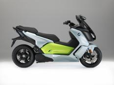 The new BMW C evolution – 11kW version _ studio