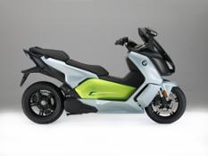 The new BMW C evolution – long range _ studio