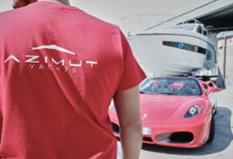 Azimut Benetti Eccellenze motoristiche Ferrari (1)