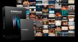 NI KOMPLETE-11-ULTIMATE pack+screenshots